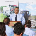 State Chairman of CANEGROWERS, Paul Schembri width=