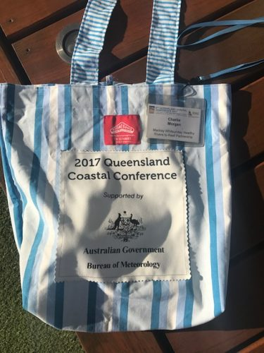 Coastal Conference carrying bag