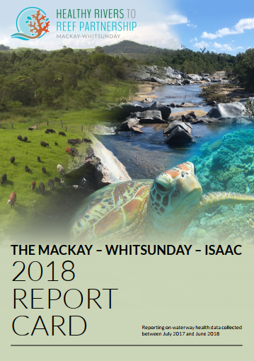 The Mackay-Whitsunday-Isaac 2018 report.